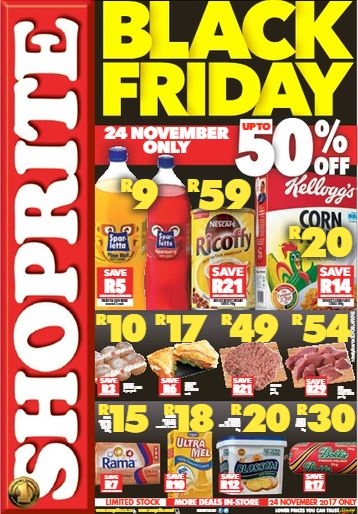 Ec Shoprite Black Friday Deals Catalogue 23 Nov 2017 24