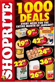 Find Specials || Eastern Cape 1000 Deals Promotion