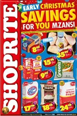 Find Specials || Early Christmas Savings Shoprite