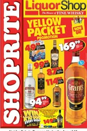 Eastern Cape Shoprite LiquorShop Specials