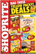 Find Specials || Gauteng, Limpopo, Mpumalana, North West Shoprite Specials