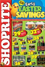 Northern Cape, Free State Shoprite Deals