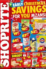 Find Specials || Shoprite Early Christmas Deals