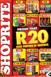 Find Specials || KZN Shoprite R20 Deals