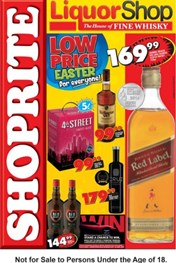 Western Cape Shoprite Deals
