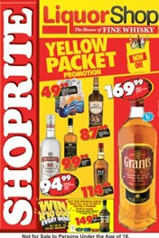 KZN Shoprite LiquorShop Deals