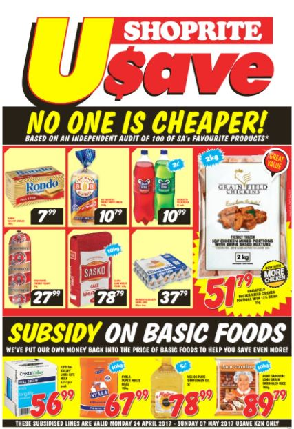 Save On Foods Current Specials