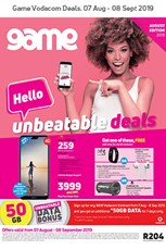 Find Specials || Game Cellphone Deals