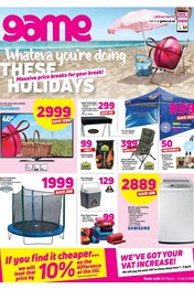 Find Specials || Game Holiday Specials