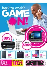 Find Specials || Game Back to Work Deals