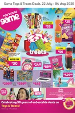 Find Specials || Game Toys and Treats Specials