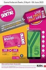 Find Specials || Game Cellular Deals Booklet