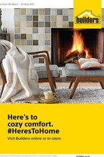 Find Specials || Builders Cozy Deals