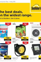 Find Specials || Builders Best Deals