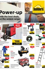 Find Specials || Builders Power Up Deals