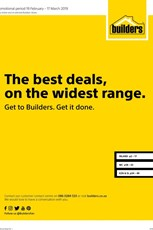 Find Specials || Builders Warehouse Latest Specials