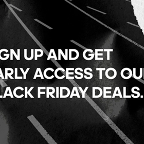 Black Friday deals from Adidas