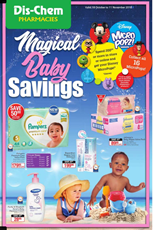 Find Specials || Dis Chem Baby Specials Catalogue