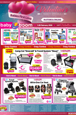 Find Specials || Baby Boom February Deals