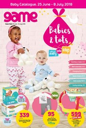 Find Specials || Game Baby Catalogue