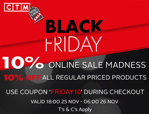 Ctm Black Friday Specials 24 Nov 2016 25 Nov 2016 Find