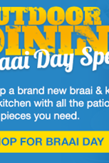 Find Specials || Takealot Braai Day Specials