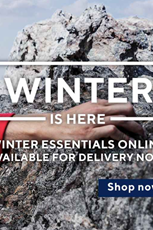 Find Specials || Cape Union Mart Winter Essentials