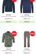 Find Specials || Cape Union Mart Sale