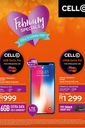 Find Specials || Cell C February Deals