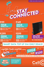 Find Specials || Cell C Specials and Deals Catalogue