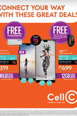 Find Specials || Cell C May deals
