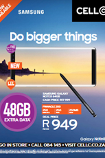 Find Specials || Cell C October Deals