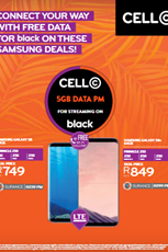 Find Specials || Cell C January Deals