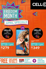 Find Specials || Cell C April Deals