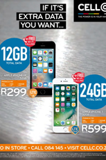 Find Specials || Cell C July Specials Catalogue