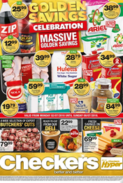 Find Specials || Checkers Golden Specials Free State
