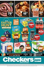 Find Specials || Checkers Easter Savings - KZN