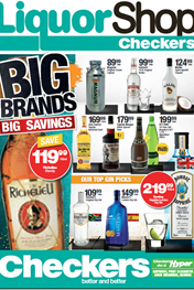 Find Specials || Eastern Cape Checkers Liquor Deals