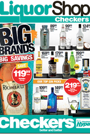 Find Specials || Free State, Northern Cape Liquor Deals From Checkers