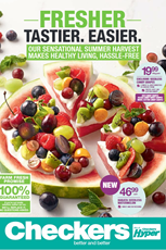 Find Specials || Summer Fruit & Veg Promotion @ Checkers