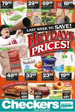 Find Specials || Heydays Specials at Checkers Western Cape