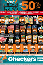 Find Specials || Checkers Black Friday Catalogue
