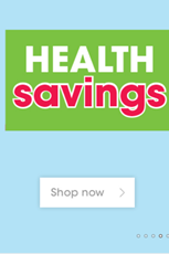 Find Specials || Clicks Health Savings