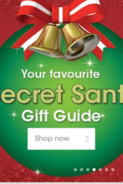 Clicks Christmas Gift Guide