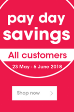 Find Specials || Clicks Payday Savings