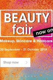 Clicks Beauty Sale