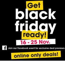 Find Specials || Clicks Black Friday deals 2018