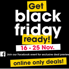 Clicks Black Friday deals 2018