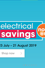 Find Specials || Clicks Electrical Savings