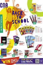 Find Specials || CNA Back To School